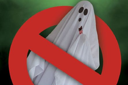 I Ain't Afraid of No Ghost, presented by Little Earthquake EMN-190223-223625001