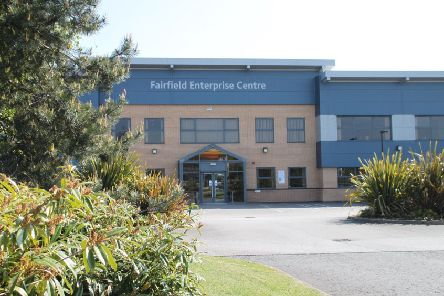 Fairfield Enterprise Centre in Louth.