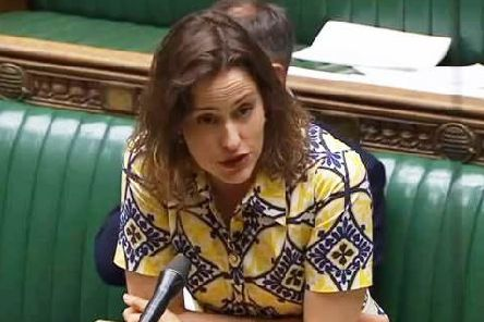 Victoria Atkins MP speaking in the House of Commons.