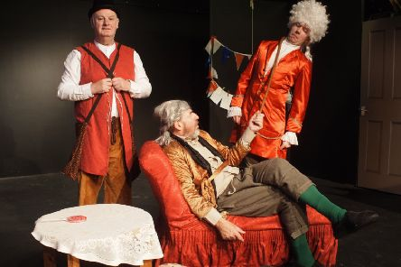 The Miser at The Broadbent Theatre EMN-190610-183112001