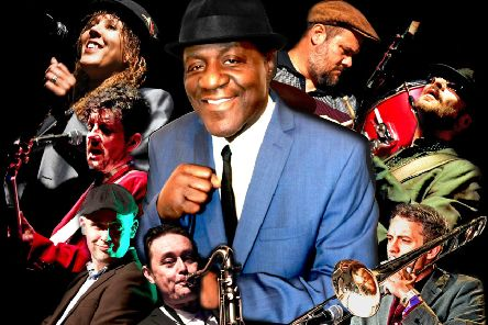 From The Specials - Neville Staple Band