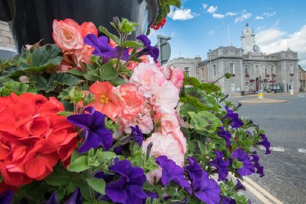 Judges will descend on Inverurie on Wednesday next week to assess the town for the coveted 2019 Beautiful Scotland award