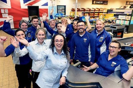 Aldi is looking for 21 new members of staff across the north east