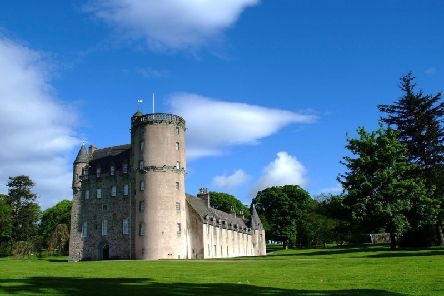 Don't miss the whisky tasting at Castle Fraser