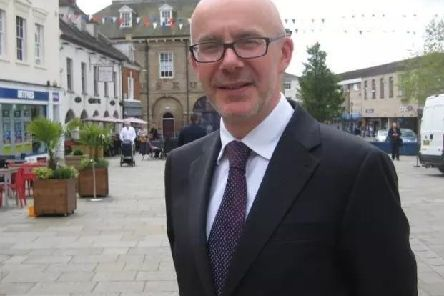Warwick and Leamington MP Matt Western