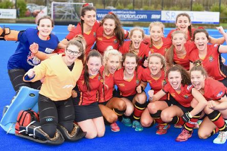 Banbridge Academy have won the Senior Schoolgirls' Cup