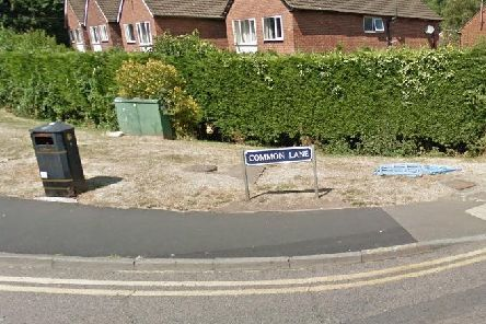 The incident happened in Common Lane in Kenilworth. Photo from Google Street View.
