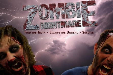 Zombie Nightmare will be coming to Leamington. Photo supplied by Wicked Experiences.