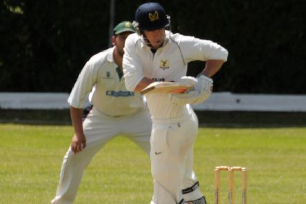 Knowle & Dorridge's Scott Stenning haunted his former club with a superb 152.