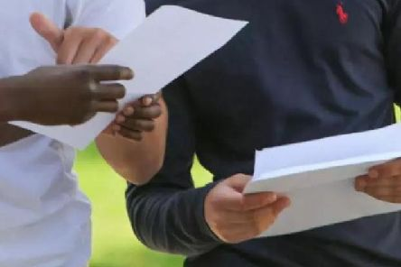 Thousands of students are receiving their A-level results today