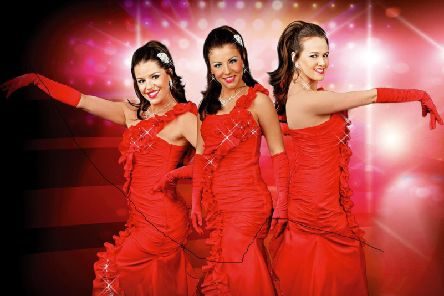 The Angelettes will perform a range of Motown favourites