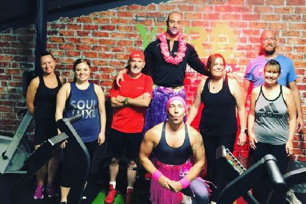 Energie Leighton Buzzard raised over 1,000 for Cancer Research UK