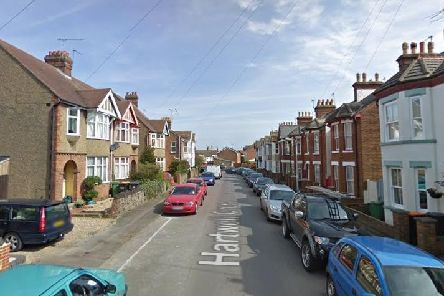 Hartwell Crescent. Credit: Google Maps.