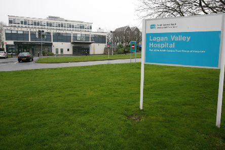 Lagan Valley Hospital, Lisburn,