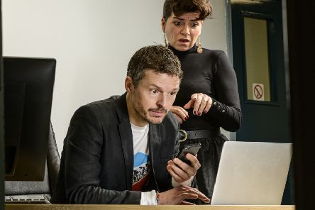 Bold new comedy takes a timely 'swipe' at online dating