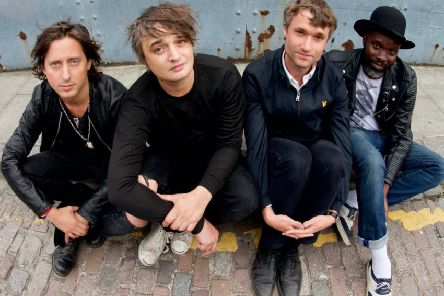 The Libertines will headline Friday night at next summer's Victorious Festival