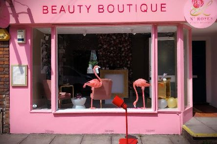 L N' Roses Beauty Boutique in Worthing
