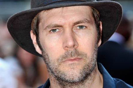 This week's Have I Got News For You host, Rhod Gilbert. Photo by Gareth Cattermole/Getty Images