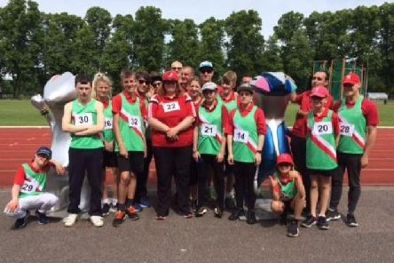 Worthing Harriers' Special Olympic squad made a brilliant start to the outdoor season