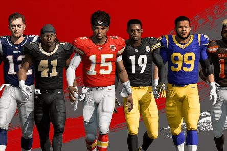 Madden NFL looks and plays better than ever
