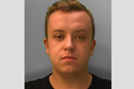 James Trodd admitted stealing over 20,000 from the vulnerable pensioner. Picture: Sussex Police