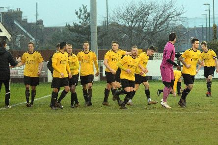 Littlehampton v Selsey at The Sportsfield / Picture: Kate Shemilt