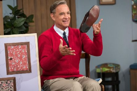 A Beautiful Day In The Neighborhood Tom Hanks as Fred Rogers