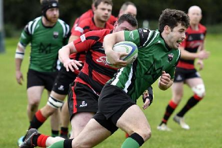 Alex McDonnell was superb as City of Derry shocked promotion chasing Midleton at Judges Road on Saturday.