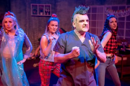 IN PICTURES: Hilarious comedy Little Shop of Horrors