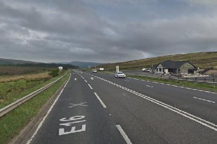 Glenshane Road, Co Londonderry. Pic by Google