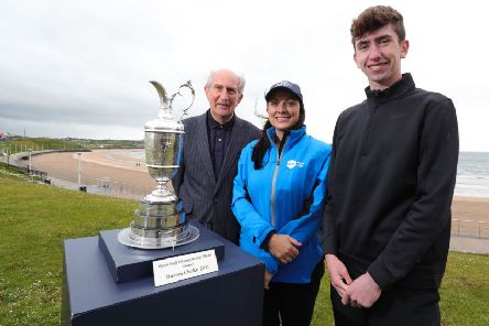 The epic journey towards The 148th Open