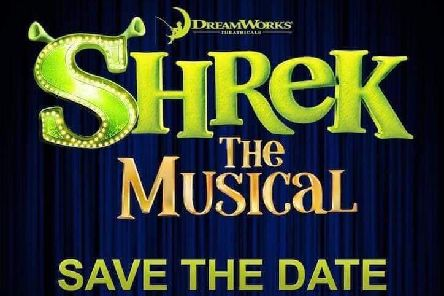 Save the date for 'Shrek the Musical' auditions