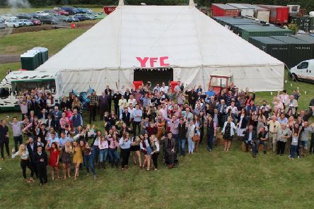 Alford Young Farmers have celebrated their 75th anniversary.