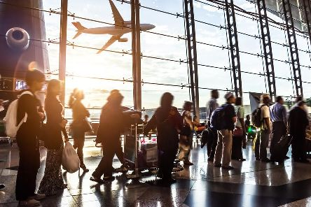 Will you be setting off from any of these airports?