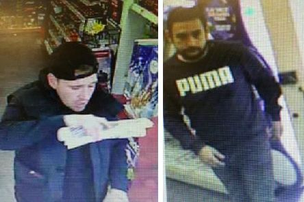 Do you recognise these two men?