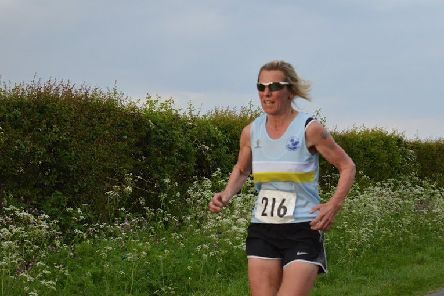 Paula Downing just missed out on the overall podium at Barton EMN-200120-162753002