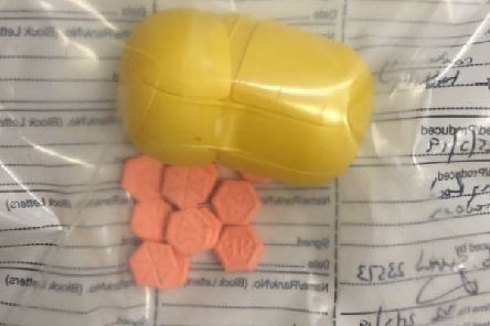 Drugs found by a child in Portadown