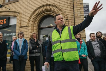 A tour guide course is to be run in Lurgan