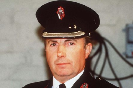 The Smithwick Tribunal found that gardai colluded with the IRA in the murder of RUC Chief Supt Harry Breen. Photo: Pacemaker.