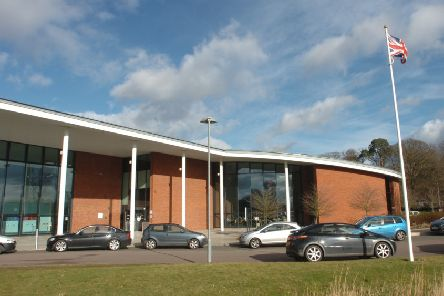 Central Bedfordshire Council brought the prosecution. Pictured: Its headquarters at Chicksands