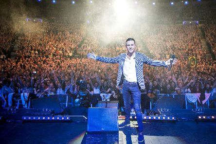 Nathan Carter is coming to Dunstable