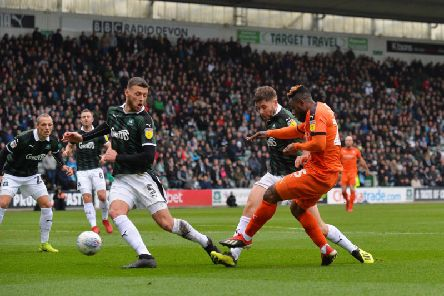 Hatters attacker Kazenga LuaLua has been offered a new deal