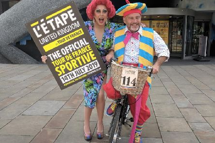 The only official Tour de France Sportive in the UK, LEtape combines the best of French cycling with the beauty of the British countryside