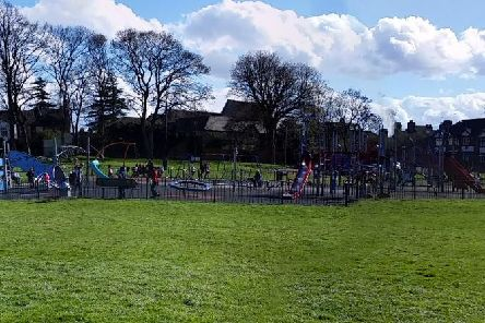 People's Park in Luton