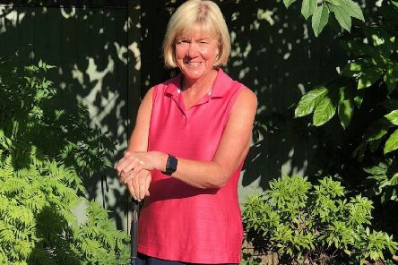Sue Borthwick will represent Market Rasen Golf Club in the next round of the Ping Pairs alongside clubmate Helen Gibbard EMN-190722-104536002