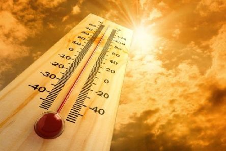 Temperatures could hit 36C