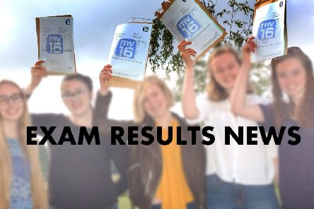 Exam results news