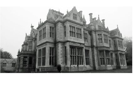Haunted Lincolnshire - Revesby Abbey.