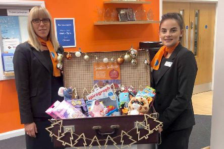 Lincolnshire Co-op travel branches are calling on customers to help pack Santa's Suitcase EMN-191211-004804001