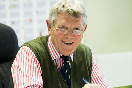 Jonathan Stebbing of the Ernest Cook Trust.